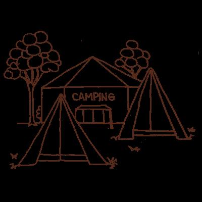 Animación en campings