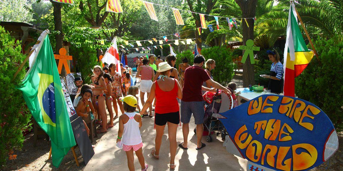 Día temático de Animación Turística: Feria Benéfica Cultural